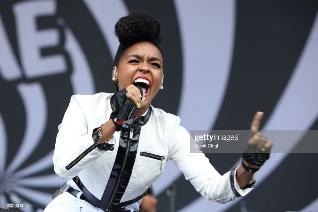 <a gi-track='captionPersonalityLinkClicked' href=/galleries/search?phrase=Janelle+Monae&family=editorial&specificpeople=715847 ng-click='$event.stopPropagation()'>Janelle Monae</a> performs on day 1 during the 2014 Governors Ball Music Festival at Randall's Island on June 6, 2014 in New York, United States.