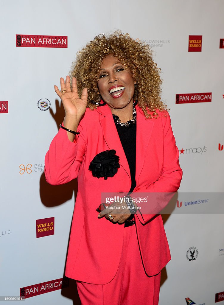 Ja'net Dubois attends 21st Annual Pan African Film Festival Opening Night Gala premiere of Vipaka at DGA Theater on February 7, 2013 in Los Angeles, California.