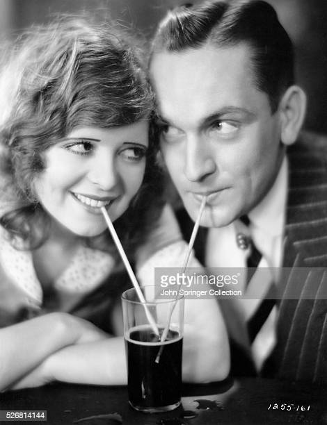 Janet Gaynor and Frederic March in A Star is Born