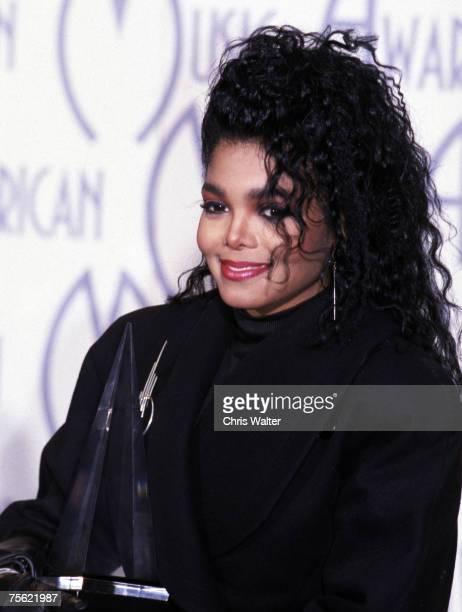 Janet Jackson 1987 American Music Awards