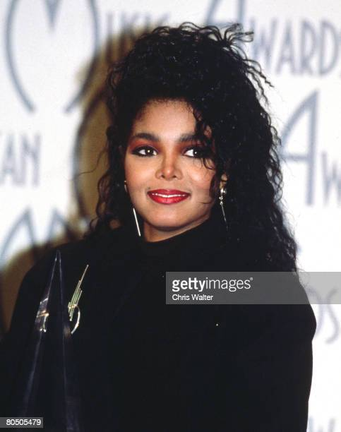 Janet Jackson 1987 American Music Awards