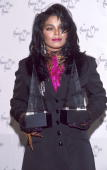 Janet Jackson during 14th Annual American Music Awards at Shrine Auditorium in Los Angeles CA United States