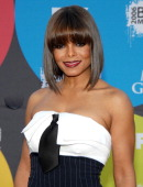 Janet Jackson during 2006 Billboard Music Awards Arrivals at MGM Grand Hotel in Las Vegas Nevada United States