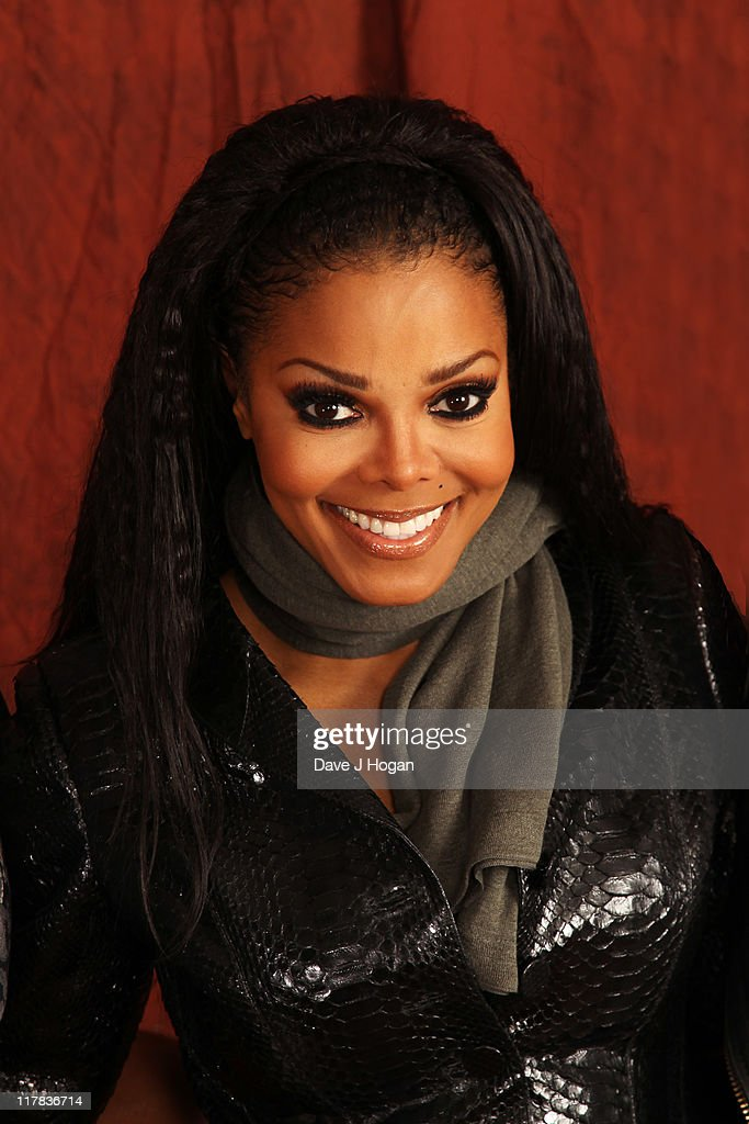 Janet Jackson poses backstage on her Janet Jackson Number Ones: Up Close & Personal Tour at The Royal Albert Hall on June 30, 2011 in London, England.