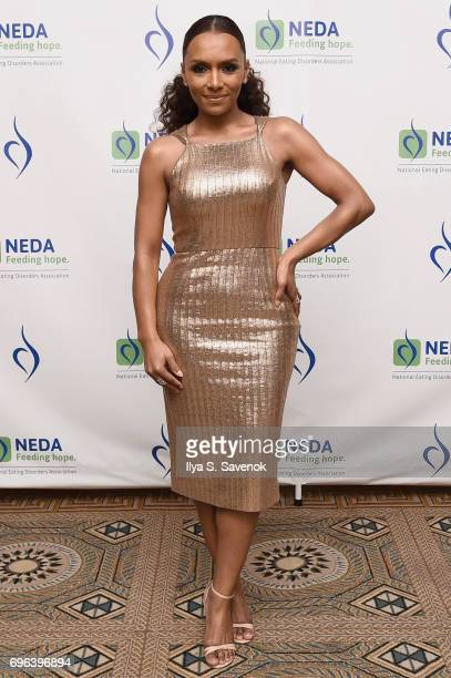 Janet Mock attends the 15th Annual Benefit Gala 'An Evening Unmasking Eating Disorders