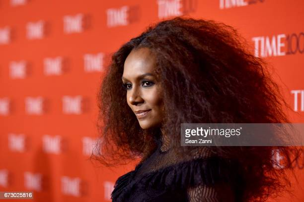 Janet Mock attends the 2017 TIME 100 Gala at Jazz at Lincoln Center on April 25 2017 in New York City