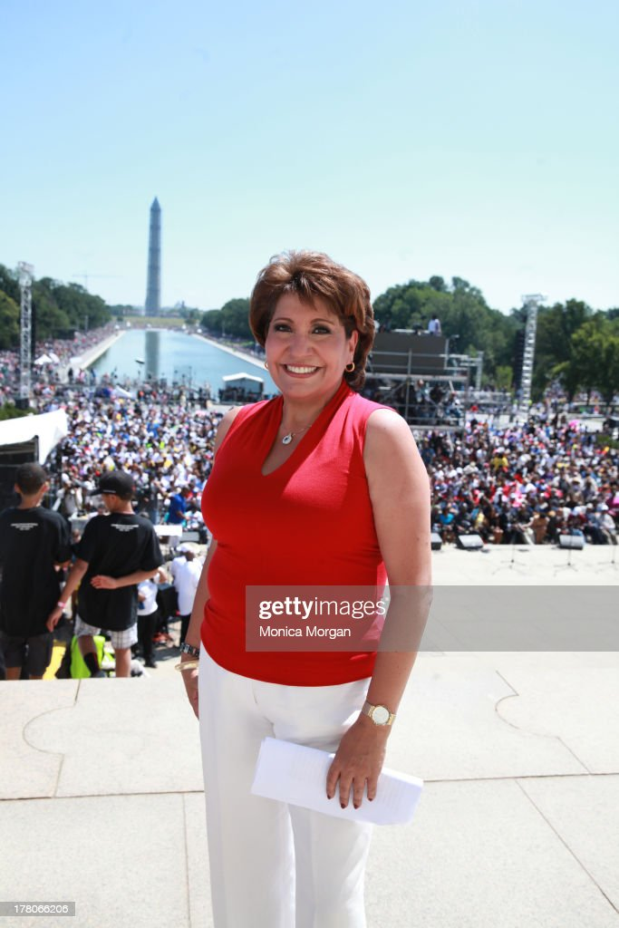 <a gi-track='captionPersonalityLinkClicked' href=/galleries/search?phrase=Janet+Murguia&family=editorial&specificpeople=646135 ng-click='$event.stopPropagation()'>Janet Murguia</a> attends the 50th Anniversary Of Martin Luther King's March On Washington on August 24, 2013 in Washington, DC.