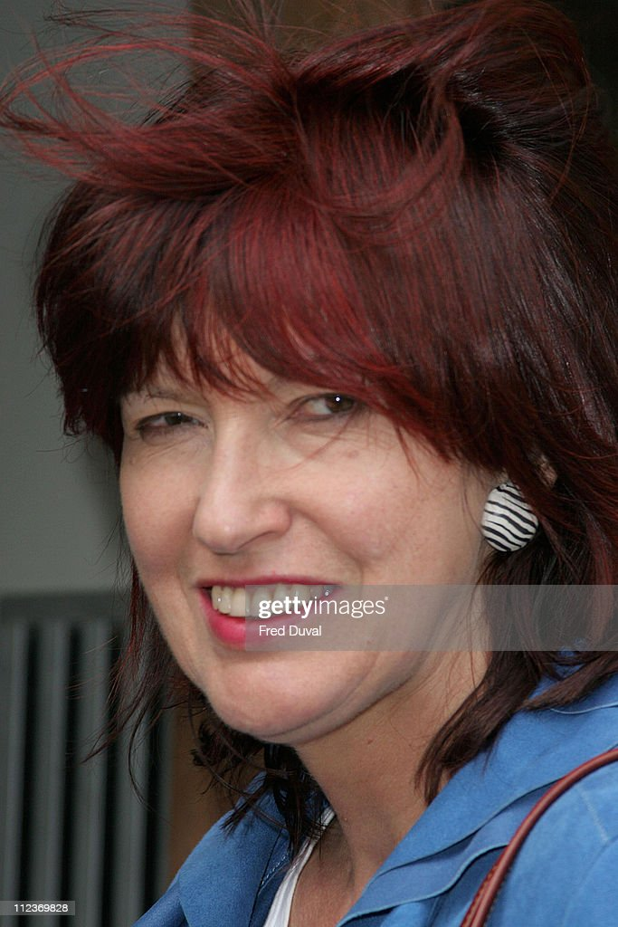 Janet Street Porter during Opening of Amnesty International Human Rights Centre at International Human Rights Centre in London, Great Britain.