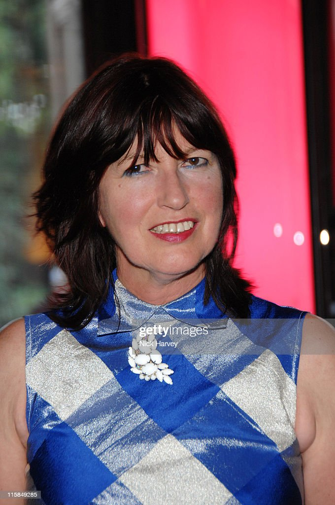 Janet Street Porter during Victoria and Albert Museum's 150th Anniversary Party - Inside at Victoria and Albert Museum in London, Great Britain.