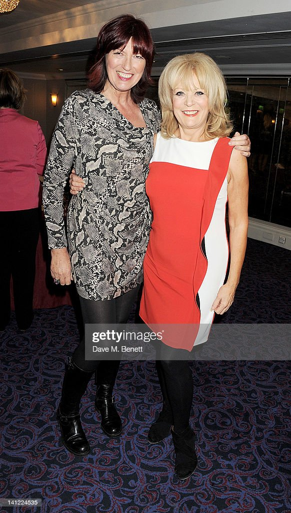 <a gi-track='captionPersonalityLinkClicked' href=/galleries/search?phrase=Janet+Street-Porter&family=editorial&specificpeople=217499 ng-click='$event.stopPropagation()'>Janet Street-Porter</a> (L) and Sherrie Hewson arrive at the TRIC Television and Radio Industries Club Awards at The Grosvenor House Hotel on March 13, 2012 in London, England.