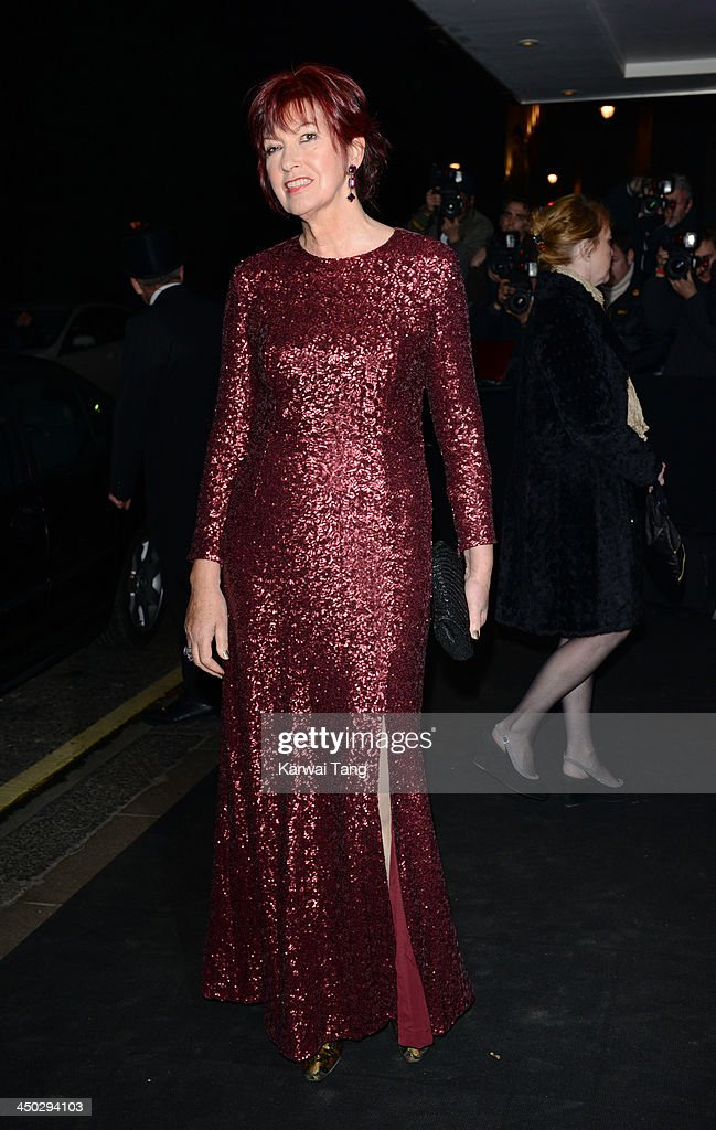 <a gi-track='captionPersonalityLinkClicked' href=/galleries/search?phrase=Janet+Street-Porter&family=editorial&specificpeople=217499 ng-click='$event.stopPropagation()'>Janet Street-Porter</a> arrives for the London Evening Standard Theatre Awards held at the Savoy Hotel on November 17, 2013 in London, England.