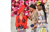 2021 Royal Ascot - Fashion, Day Three
