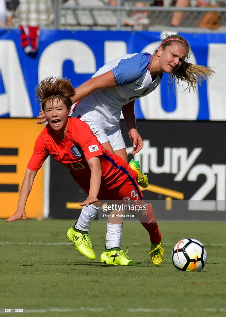 South Korea v United States