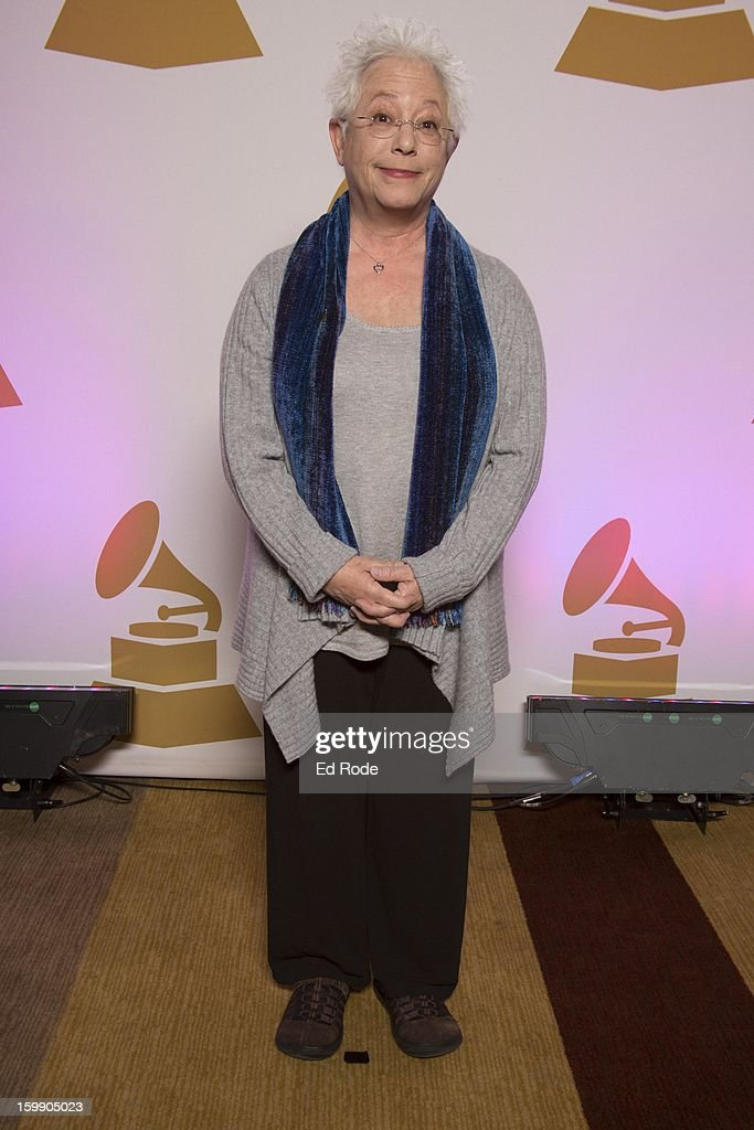Jani Ian Attends the Nashville GRAMMY Nominee Party at the Loews Vanderbilt Hotel on January 22, 2013 in Nashville, Tennessee.