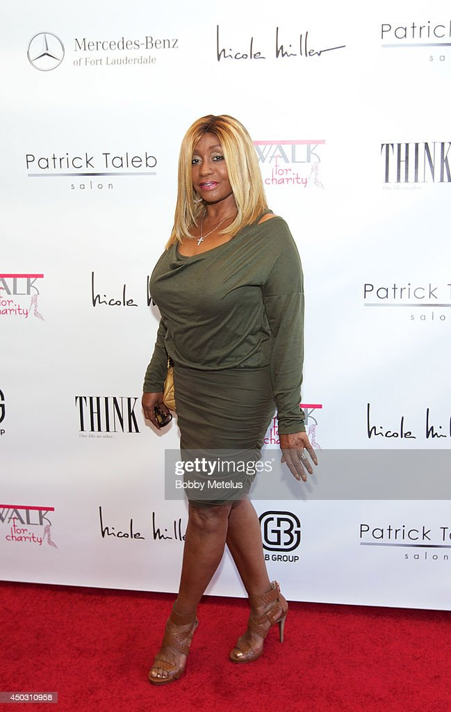 <a gi-track='captionPersonalityLinkClicked' href=/galleries/search?phrase=Janice+Combs&family=editorial&specificpeople=213576 ng-click='$event.stopPropagation()'>Janice Combs</a>, mother of music mogul Sean Combs, attends the Catwalk for Charity 2014 event at JW Marriott Marquis on June 8, 2014 in Miami, Florida.