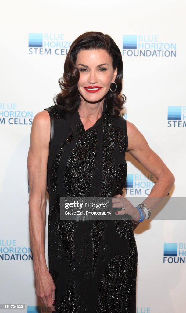 <a gi-track='captionPersonalityLinkClicked' href=/galleries/search?phrase=Janice+Dickinson&family=editorial&specificpeople=208845 ng-click='$event.stopPropagation()'>Janice Dickinson</a> attends the 2nd Annual Blue Horizon Foundation gala at Guastavino's on October 15, 2013 in New York City.