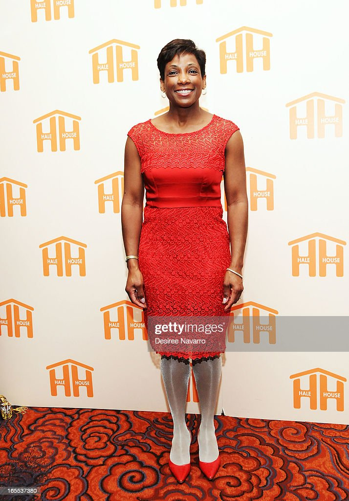 Janice Innis-Thompson attends the 2013 Hale House Spring Gala at Mandarin Oriental Hotel on April 3, 2013 in New York City.