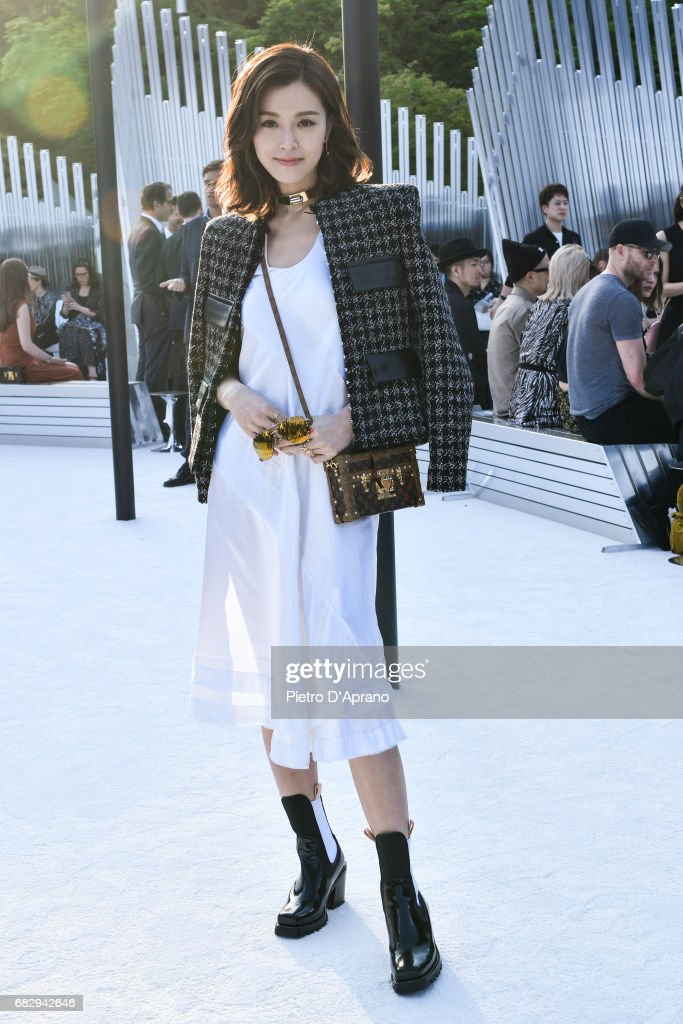 Louis Vuitton Resort 2018 Show - Runway
