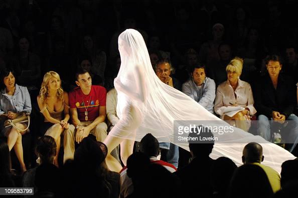 Janice Min Nicole Richie DJ AM Patrick Demarchelier guest Ivana Trump and Rossano Rubicondi