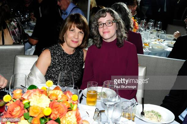 Janice Parker and Marlene Bixley attend the Decoration and Design Building celebrates the 2017 winners of the DDB's 10th Anniversary of Stars of...