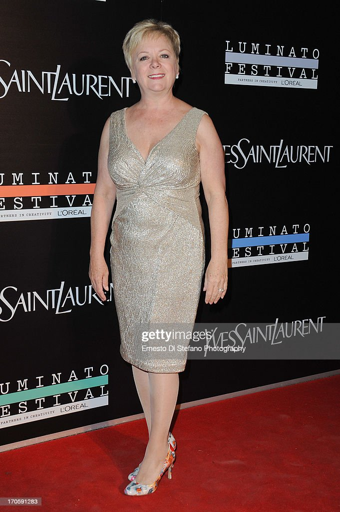 Janice Price attends 'Luminato' Toronto Opening Night at Brookfield Place on June 14, 2013 in Toronto, Canada.