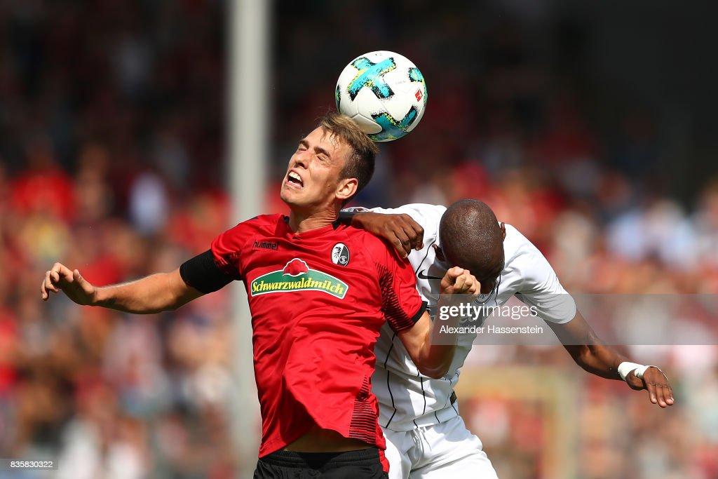 Sport-Club Freiburg v Eintracht Frankfurt - Bundesliga