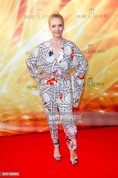 Janin Ullmann attends the Remus Lifestyle Night on August 3 2017 in Palma de Mallorca Spain