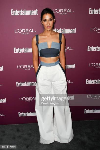 Janina Gavankar attends the Entertainment Weekly's 2017 PreEmmy Party at the Sunset Tower Hotel on September 15 2017 in West Hollywood California