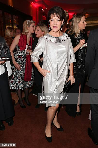 Janina Hartwig during the 10th Audi Generation Award 2016 at Hotel Bayerischer Hof on December 7 2016 in Munich Germany