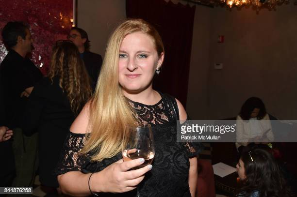 Janine Silver attends the Nicole Miller Spring 2018 Presentation at Gramercy Terrace at The Gramercy Park Hotel on September 8 2017 in New York City