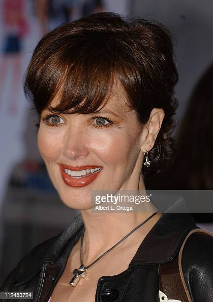 Janine Turner during 'The Pacifier' Los Angeles Premiere Arrivals at The El Capitan in Hollywood California United States