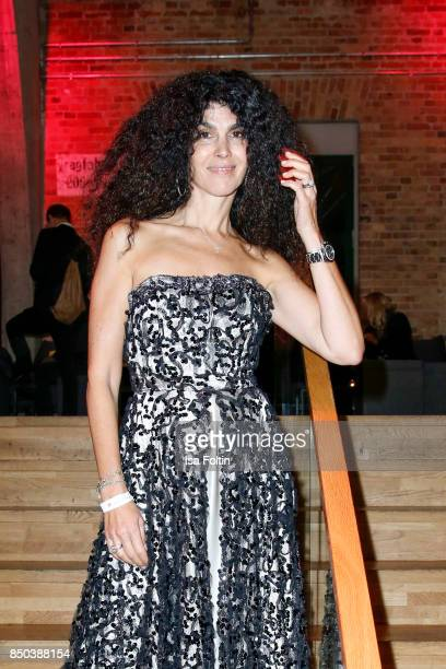 Janine White attends the Dreamball 2017 at Westhafen Event Convention Center on September 20 2017 in Berlin Germany
