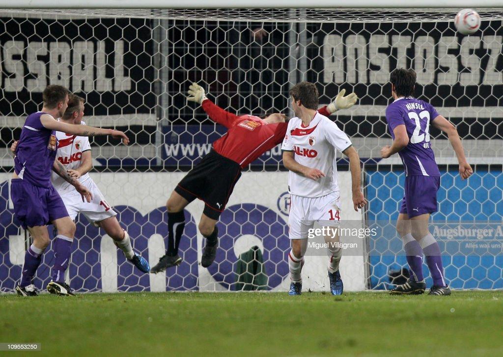 FC Augsburg v Erzgebirge Aue - 2. Bundesliga