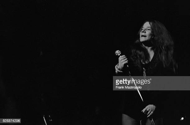 Janis Joplin at the Fillmore East
