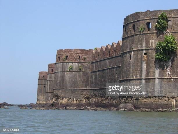 Janjira Sea Fort near Murud