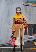 Street Style - Day 1 - Copenhagen Fashion Week...