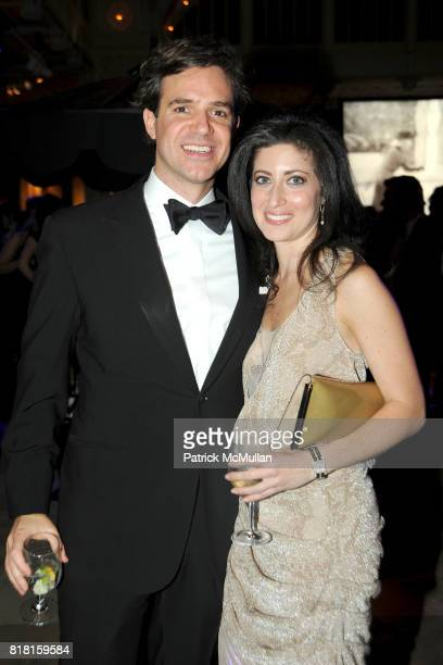 Janke and Jennifer Joel attend The 2010 LIBRARY LIONS GALA at The New York Public Library on November 1 2010 in New York City