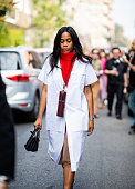 Street Style: September 19 - Milan Fashion Week...
