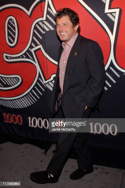 Jann Wenner editorinchief of Rolling Stone during Rolling Stone Magazine Celebrates their 1000th Issue at Hammerstein Ballroom in New York City New...