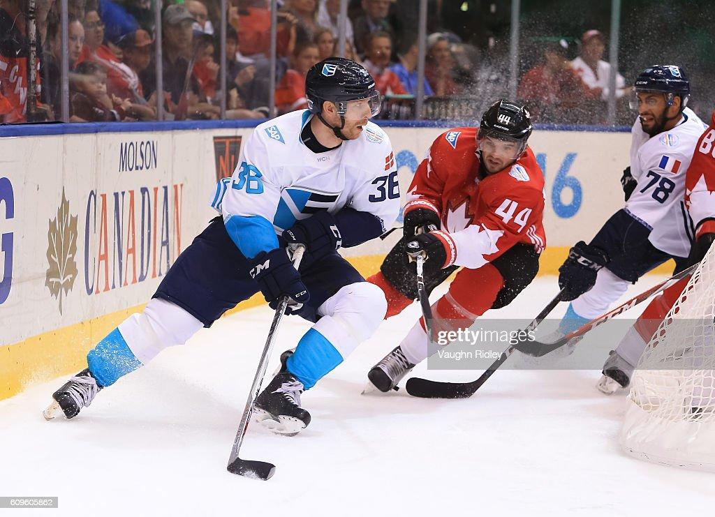 World Cup Of Hockey 2016 - Team Europe v Canada
