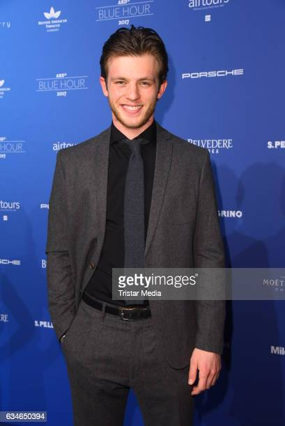 Jannis Niewoehner attends the Blue Hour Reception hosted by ARD during the 67th Berlinale International Film Festival Berlin on February 10 2017 in...