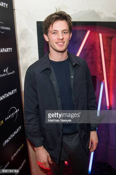 Jannis Niewoehner attends the Pantaflix Party during the 67th Berlinale International Film Festival Berlin at the Grand on February 13 2017 in Berlin...