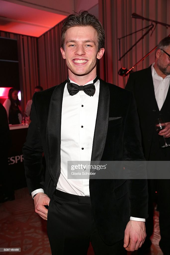 Jannis Niewoehner during the 'Berlin Opening Night of GALA & UFA Fiction' at Das Stue Hotel on February 11, 2016 in Berlin, Germany.