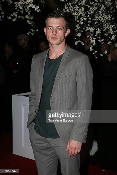 Jannis Niewohner attends MIPCOM Opening Party at Martinez Hotel on October 17 2016 in Cannes France