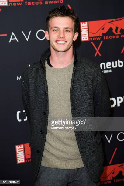 Jannis Niewohner attends the New Faces Award Film at Haus Ungarn on April 27 2017 in Berlin Germany