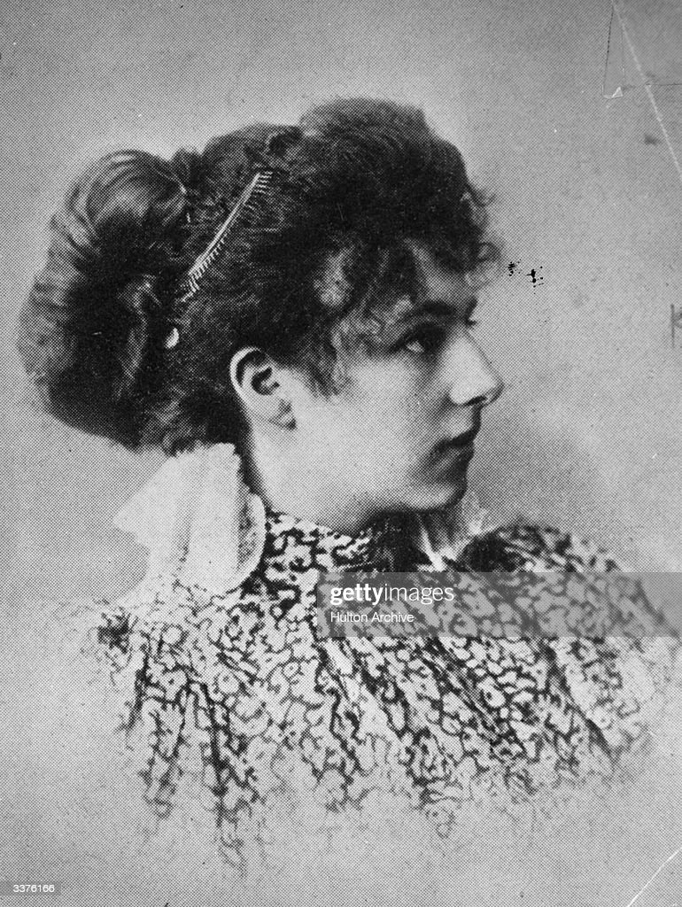 The infamous Dutch spy Mata Hari, real name Margarete Geertruida Zelle (1876 - 1917) who was born in Leeuwarden and became a dancer in France.