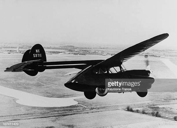 January 1946 Texas Garland Flying Auto