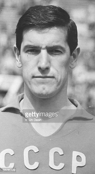 Russian footballer and member of the USSR national team Valery Voronin