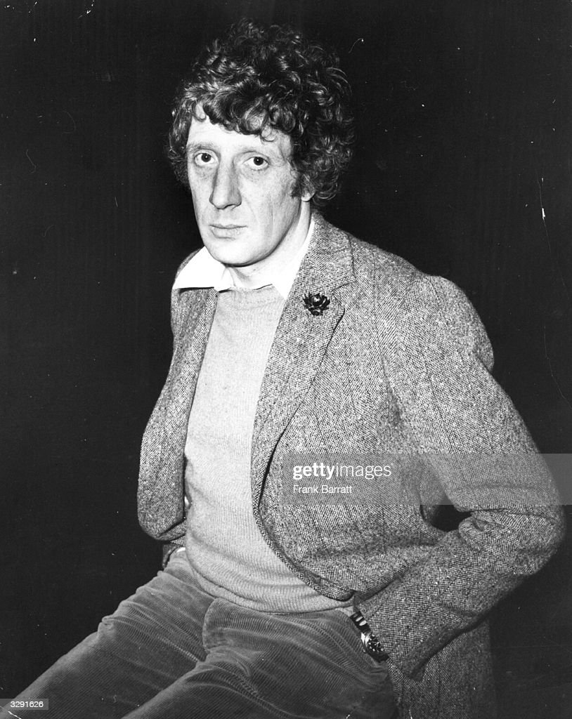 British playwright director and producer Jonathan Miller at the Shaw Theatre in London