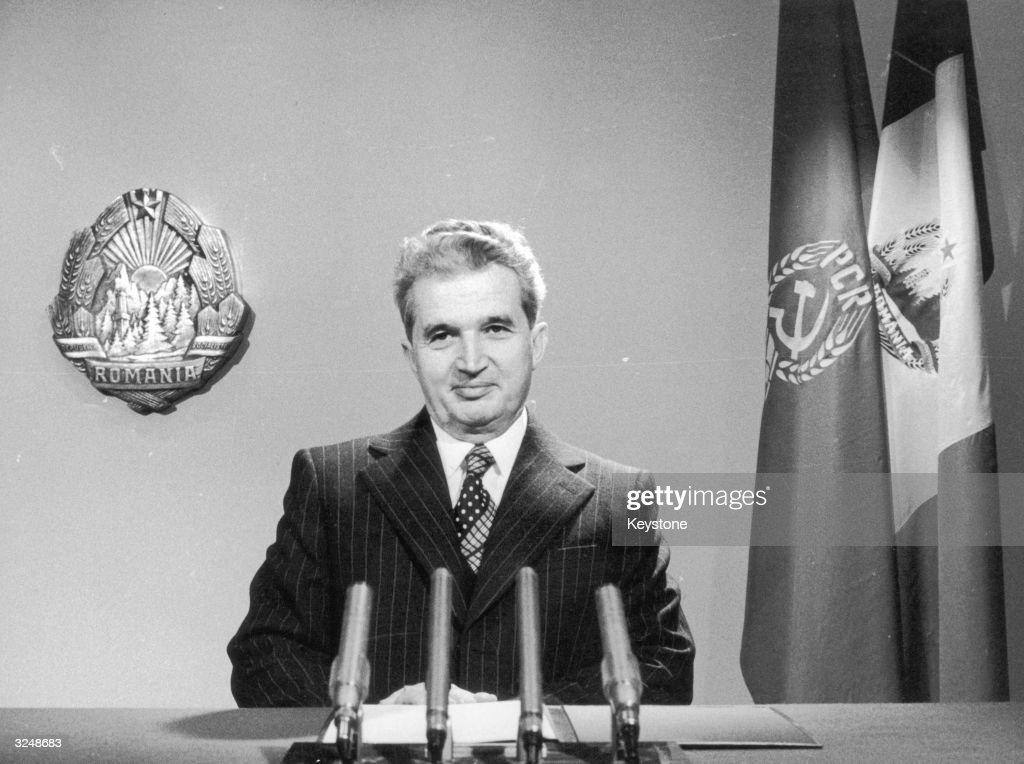 Nicolae Ceaușescu - Simple English Wikipedia, the free encyclopedia